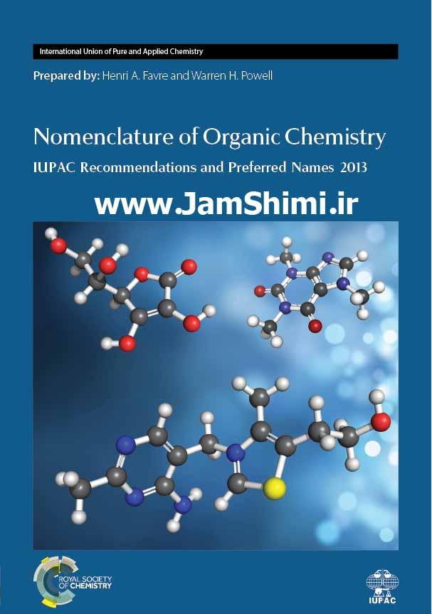 دانلود کتاب Nomenclature of Organic Chemistry 2013