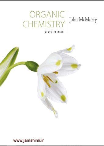 دانلود کتاب شیمی آلی مک موری ویرایش نهم چاپ 2015 McMurry Organic chemistry 9th