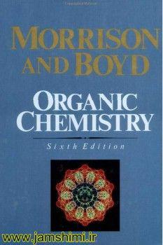 دانلود کتاب شیمی آلی مورسیون و بوید