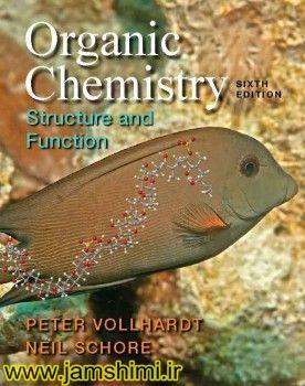 دانلود چاپ ششم کتاب شیمی آلی ولهارد