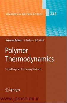 دانلود کتاب Polymer Thermodynamics