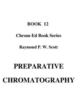 دانلود کتاب کروماتوگرافی تهیه ای Raymond P. W. Scott