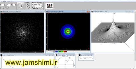 دانلود نرم افزارschroedinger مطالعه مکانیک موجی و توابع شرودینگر