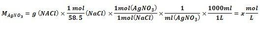 standarding4 روش استاندارد کردن بعضی از واکنشگرهای مهم