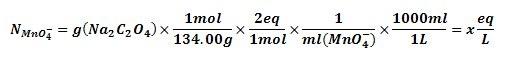 standarding6 روش استاندارد کردن بعضی از واکنشگرهای مهم