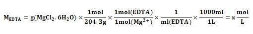 standarding7 روش استاندارد کردن بعضی از واکنشگرهای مهم
