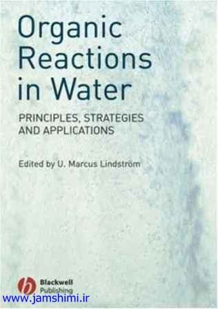 دانلود كتاب organic reaction in water