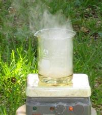 4 small تغلیظ سولفوریک اسید
