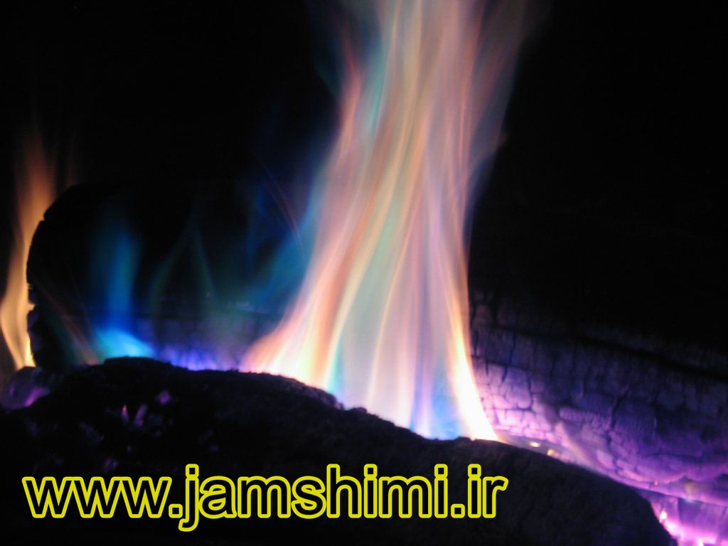 5 آزمایش شعله (Flame Test)