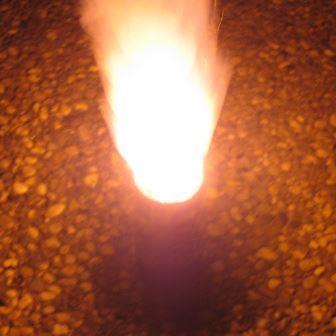 Calcium Ion%281%29 آزمایش شعله (Flame Test)