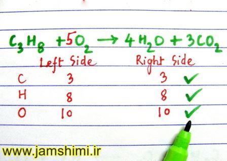 دانلود 1000معادله جهت تمرین موازنه واکنش های شیمیایی(اختصاصی جم شیمی)