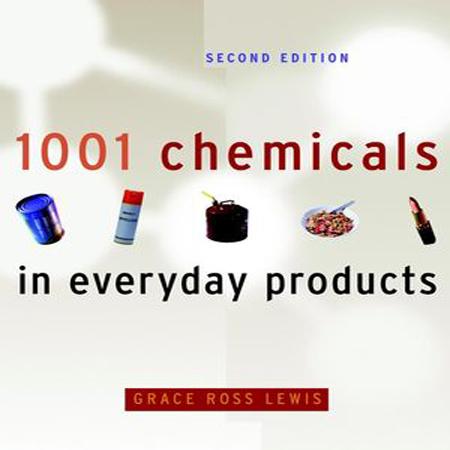 دانلود کتاب 1001 ترکیب و ماده شیمیایی در محصولات روزمره ویرایش 2 دوم Grace Ross Lewis