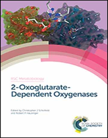 دانلود کتاب اکسیژناز های وابسته به 2-اکسوگلوتارات Christopher Schofield