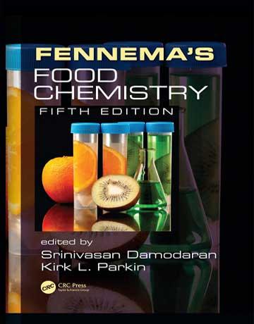 دانلود Fennema's Food Chemistry کتاب شیمی مواد غذایی فنما ویرایش 5 پنجم