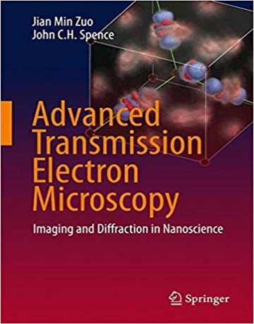 دانلود کتاب میکروسکوپ الکترونی عبوری پیشرفته Jian Min Zuo