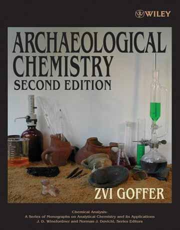 دانلود کتاب شیمی باستان شناسی ویرایش 2 دوم Zvi Goffer