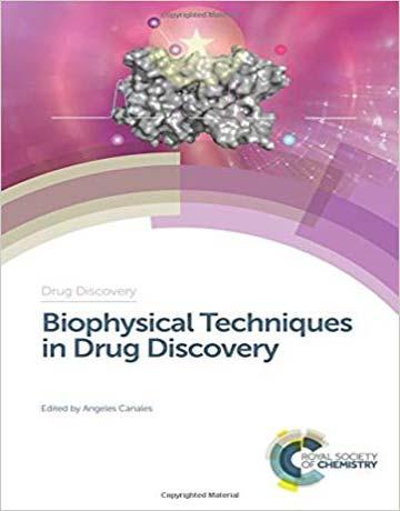 دانلود کتاب تکنیک های بیوفیزیکی در کشف دارو Angeles Canales