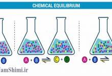 دانلود تست های کنکور تعادل های شیمیایی شیمی پیش دانشگاهی + جواب تشریحی
