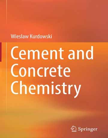 دانلود کتاب شیمی سیمان و بتن Wieslaw Kurdowski