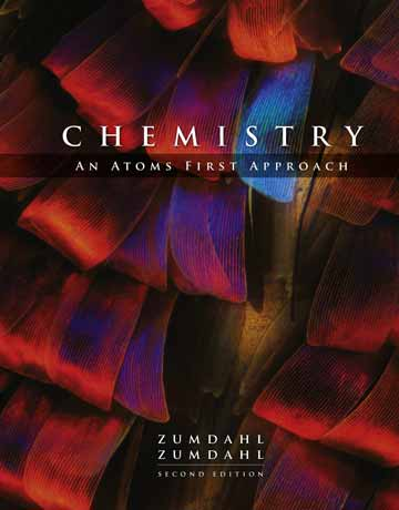 دانلود کتاب شیمی: رویکرد اول اتم ویرایش 2 دوم زومدال Steven S. Zumdahl