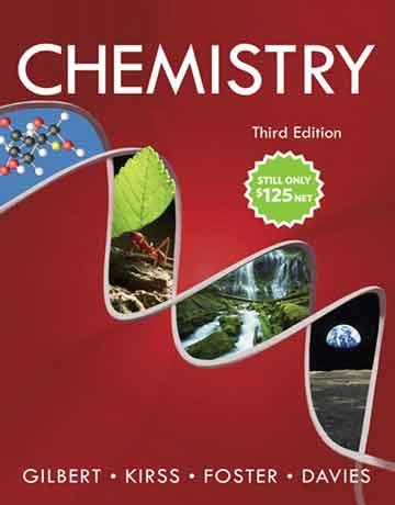دانلود کتاب شیمی عمومی توماس گیلبرت: علم در متن ویرایش 3 سوم Thomas R. Gilbert