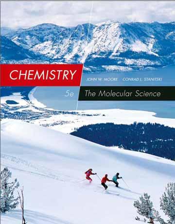 دانلود کتاب شیمی عمومی مور: علم مولکولی ویرایش 5 پنجم John Moore