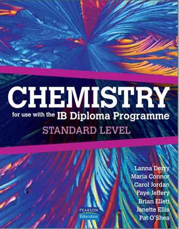 دانلود کتاب شیمی عمومی لانا دری Chemistry : IB Diploma Programme Lanna Derry