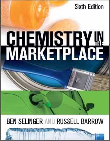 دانلود کتاب شیمی در بازار ویرایش 6 ششم Ben Selinger