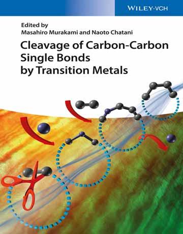 دانلود کتاب شکستن پیوند یگانه کربن-کربن با استفاده از فلزات واسطه Murakami