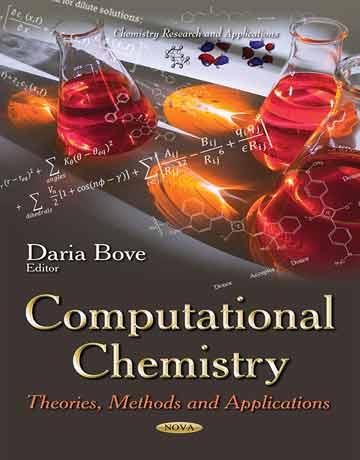 دانلود کتاب شیمی محاسباتی: تئوری ها، روش ها و کاربردها Daria Bove