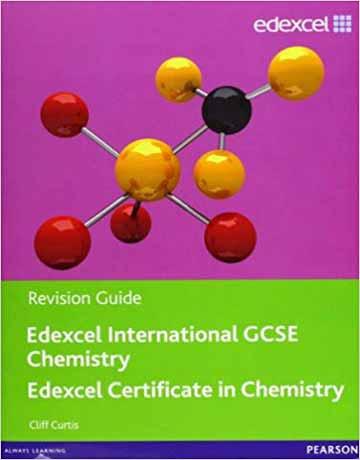 دانلود کتاب Edexcel Igcse Chemistry Revision Guide شیمی عمومی Cliff Curtis