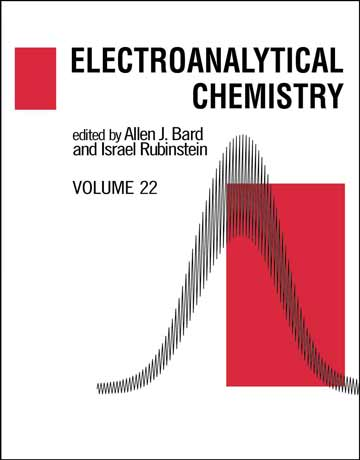 دانلود کتاب شیمی الکتروتجزیه ای بارد جلد 22 Allen J. Bard