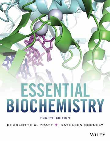 دانلود کتاب بیوشیمی ضروری ویرایش 4 چهارم Charlotte W. Pratt