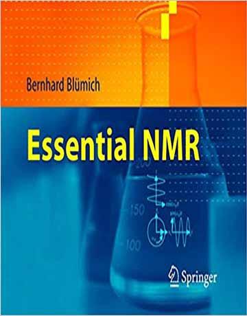 دانلود کتاب NMR ضروری برای دانشمندان و مهندسین Bernhard Blumich