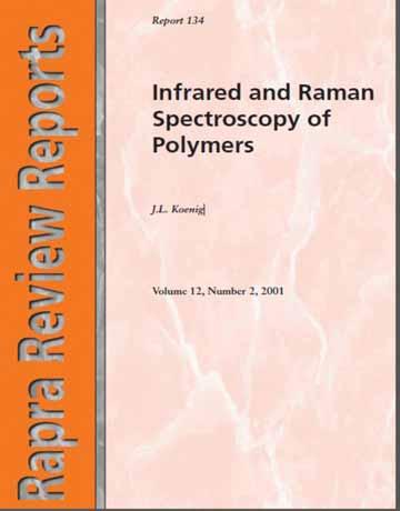 دانلود کتاب طیف سنجی IR و رامان پلیمرها Koenig