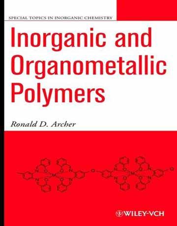 دانلود کتاب پلیمرهای معدنی و آلی فلزی Ronald D. Archer