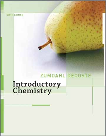 دانلود کتاب شیمی مقدماتی زومدال ویرایش 6 ششم Steven S. Zumdahl