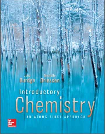 دانلود کتاب شیمی مقدماتی: رویکرد اول اتم جولیا بوردگ Julia Burdge