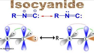 دانلود جزوه روش های سنتز و تولید ایزوسیانید و کاربردهای آن