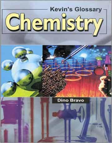دانلود واژه نامه و فرهنگ لغت Kevin Glossary شیمی Dino Bravo