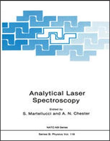 دانلود کتاب طیف سنجی لیزر تجزیه ای Demtroder