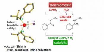 دانلود مقاله شیمی استفاده از یک واکنشگر قدیمی LiAlH4 برای احیای ایمین به آمین