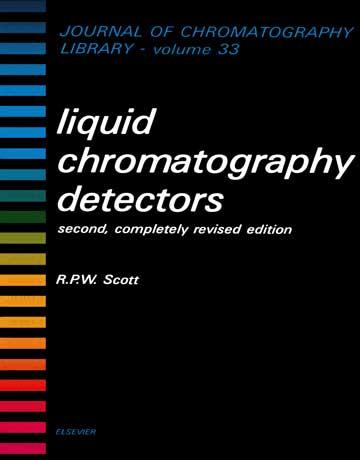 دانلود کتاب آشکارسازهای کروماتوگرافی مایع ویرایش دوم Raymond Scott