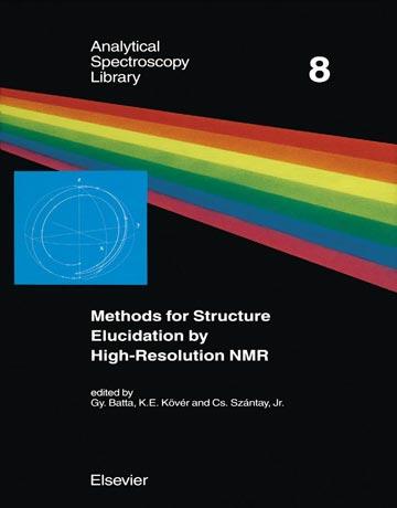 دانلود کتاب روش های اصلاح ساختار با استفاده از NMR با وضوح بالا Batta