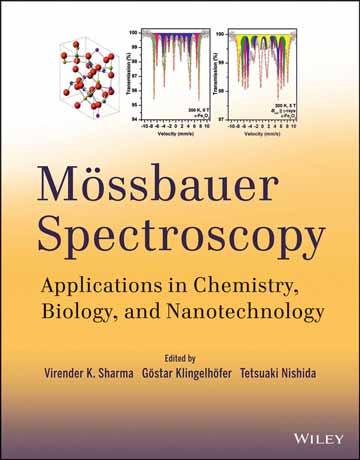 دانلود کتاب طیف سنجی Mossbauer : کاربرد در شیمی، زیست شناسی و نانوتکنولوژی Sharma