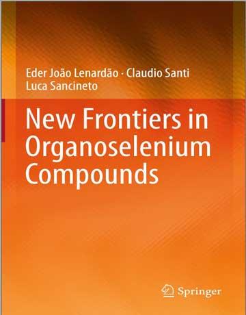 دانلود کتاب مرزهای جدید در ترکیبات ارگانوسلنیم Joao Lenardao