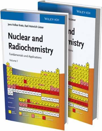 دانلود کتاب هسته ای و رادیو شیمی: اصول و کاربردها دو جلدی ویرایش 3 سوم Kratz