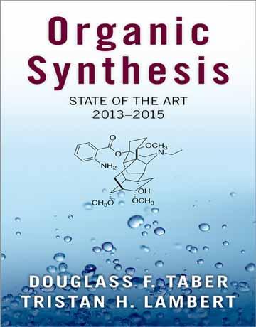 دانلود کتاب سنتز آلی: State of the Art 2013-2015