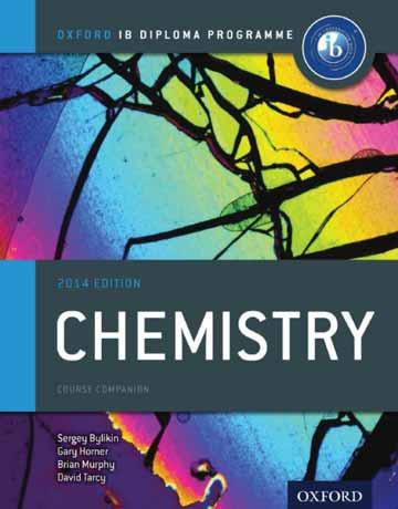 دانلود کتاب شیمی آکسفورد Oxford IB Diploma Program Chemistry 2014