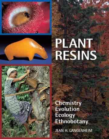 دانلود کتاب رزین های گیاهی: شیمی، تکامل، محیط زیست، و اتنوبوتانی Langenheim